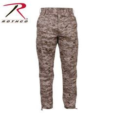 Desert Digital (Tan) BDU Pants