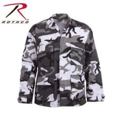City Camo BDU Shirt