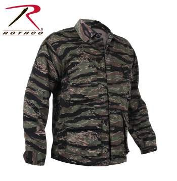 Tiger Stripe Camo BDU Shirt