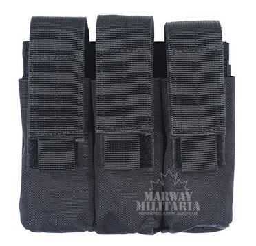 Triple Pistol Mag Pouch - Colour Choice