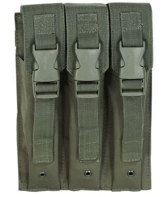 MP5 MAG POUCH - TRIPLE - Colour Choice