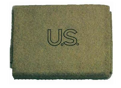 New U.S. Style Wool Military Blanket