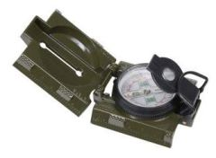 Military Marching Compass with LED Light