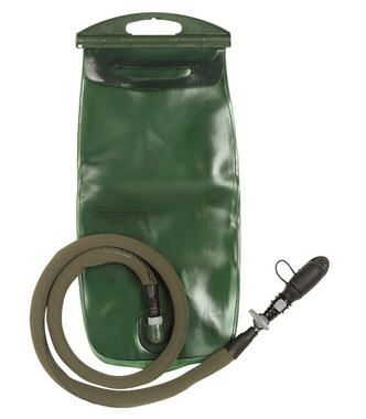 Deluxe 3 Liter Bladder With neoprene hose wrap