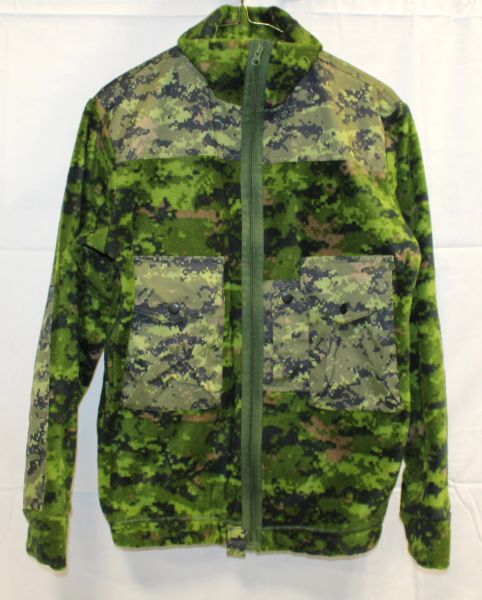 Canadian Digital Fleece Jacket