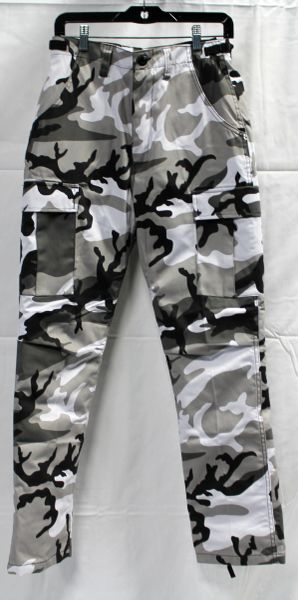 City Camo WINTER Combat Pants