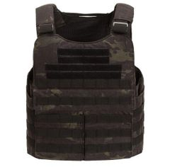 Heavy Armor Carrier Black Multicam