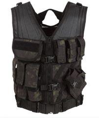 MSP-06 Entry Assault Vest Black Multicam