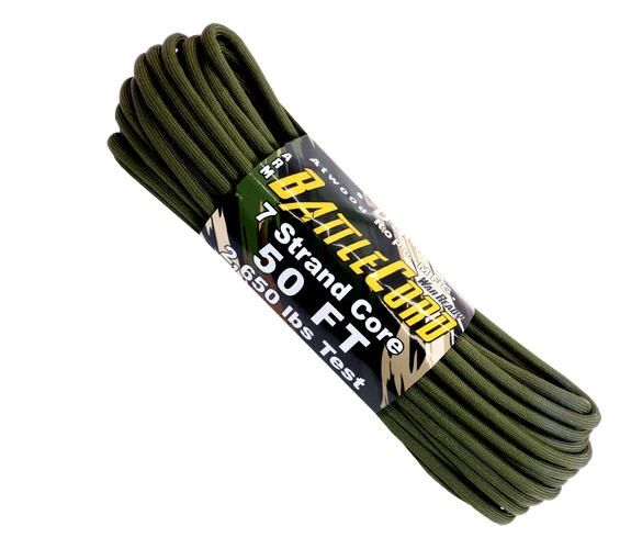 Battlecord - Olive Drab