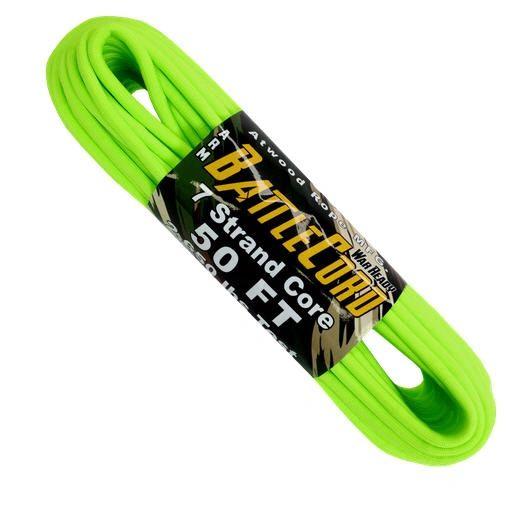 Battlecord - Neon Green
