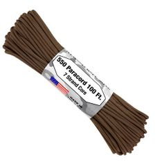 550 7 Strand Paracord Brown