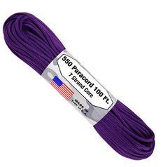 550 7 Strand Paracord Purple