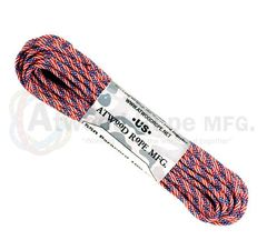 550 7 Strand Paracord Flag