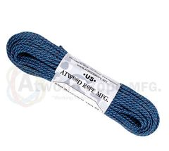550 7 Strand Paracord Blue Spec Camo