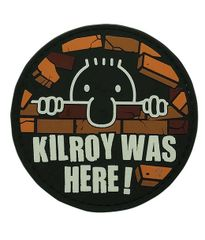 Kilroy Was Here Morale Patch