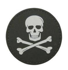 Jolly Ranger, Skull & Cross Bones Morale Patch