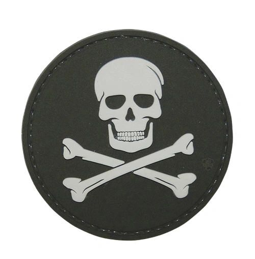 Jolly Ranger, Skull & Cross Bones Morale Patch