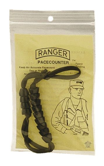 Ranger Pace Counter Beads