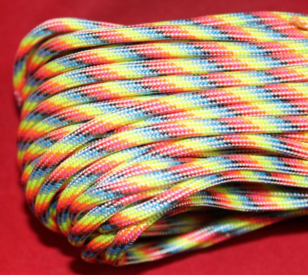 550 7 Strand Paracord Light Stripes