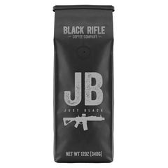 Black Rifle Coffee Just Black Blend