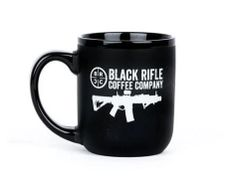 Black Rifle Coffee Ceramic Coffee Mug