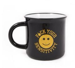 Black Rifle Coffee Fu*k Your Sensitivity Ceramic Mug