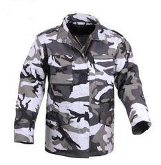 City Camo M-65 Jacket