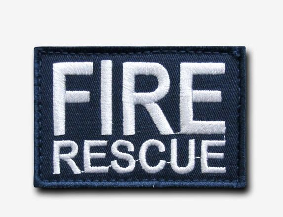 Fire Rescue Morale Patch