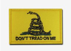Don't Tread On Me Morale Patch (Colour Choice)