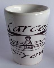 AWS Marcellus Crew Ceramic Shot Glass