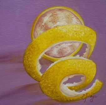 Lemon Twist I