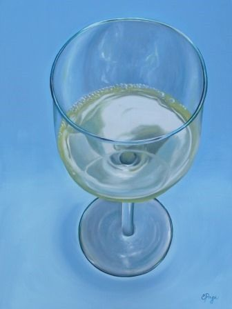 A Glass of Wine is Fine