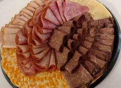 Medium Meat and Cheese Tray