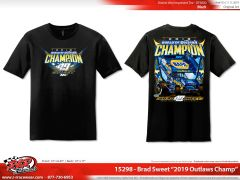 2019 WoO Championship KIDS Shirt - Black