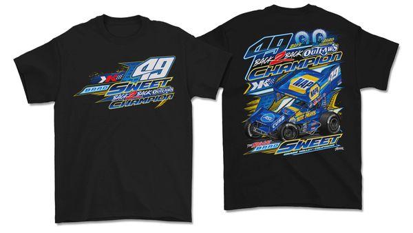 2020 2X Championship Shirt - Black