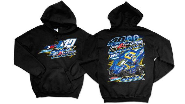 2020 2X Championship Sweatshirt - Black