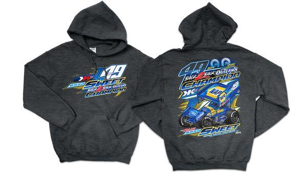 2020 2X Championship Sweatshirt - Heather Charcoal
