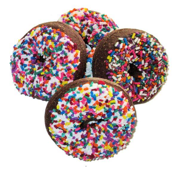 Carob Donut
