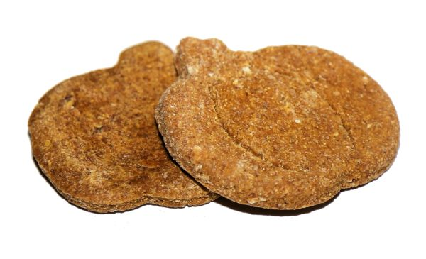 Pumpkin Pie Dog Treat