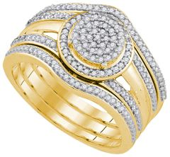 1/3CTW DIAMOND MICRO-PAVE SET