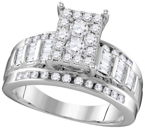 7/8CTW DIAMOND CINDY'S DREAM COLLECTION ( Make Your Fairy Tale Dreams Come True ! )