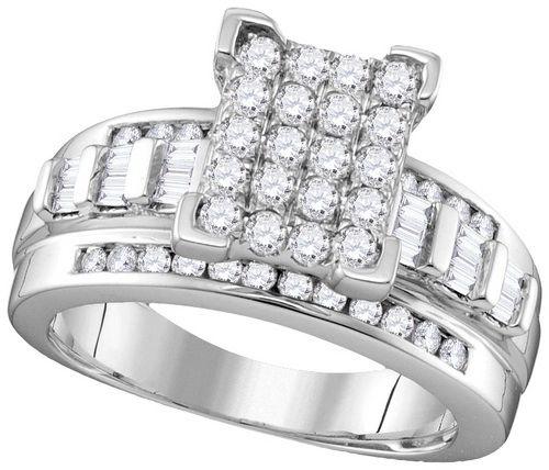 7/8 CTW DIAMOND CINDY'S DREAM COLLECTION ( Make Your Fairy Tale Dreams Come True ! )