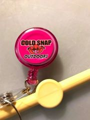 Cold Snap Outdoors Hook Remover with Lanyard