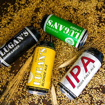 Beer Beers Brew Brewery IPA  Lager India Pale Ale Dark Ale  Wheat Beer Lugan's Brewing Lithuanian