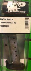 Smith & Wesson M&P 40 Shield