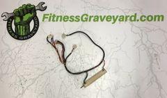 LifeFitness 5500 Bike Resistor w/ Wire Harness - Used - REF# 4101811SH