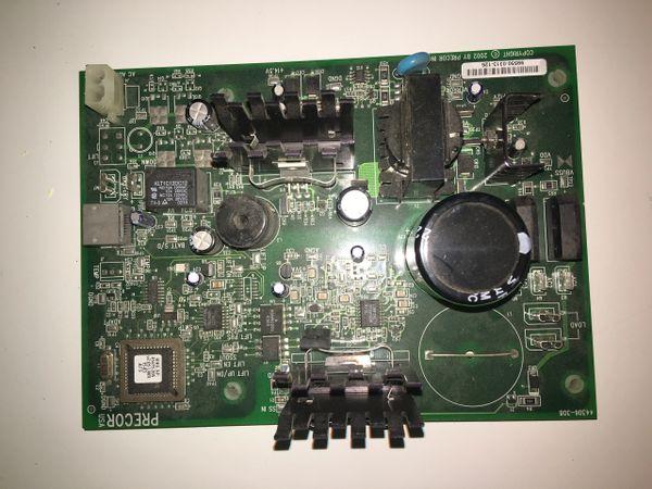 Precor EFX # 44300-308 Copper Disc Brake PCB - Used - Ref# 10064