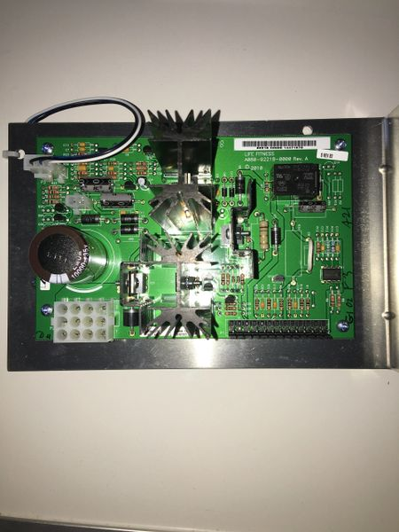 Life Fitness Motor Control Board USED REF # 10107