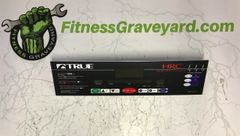 True Fitness 700 Control Board - New - REF# JHT615184SH