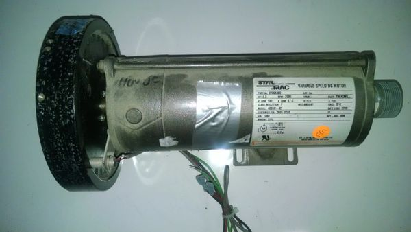 Star Trac TR4500 # 260-0220 Drive Motor - USED - REF #10218